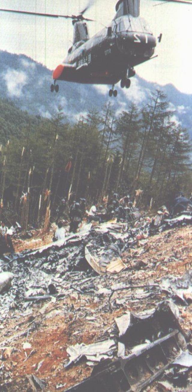 Экстренный осмотр всех японских Boeing 747 выявил десятки неполадок и неисправностей, исправление которых отныне регулировалось в обязательном порядке во избежание повторения трагедии.
