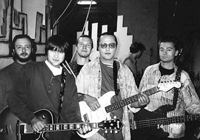 """""""Сплин"""". Датой рождения группы считается 27 мая 1994 года."""