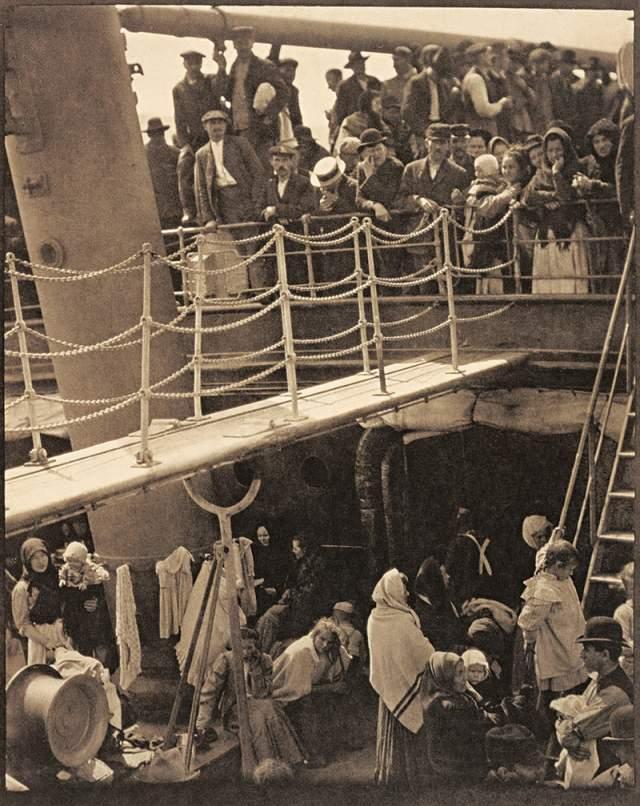 Кубрик, Альфред Стиглиц, 1907. Стиглиц прославился тем, что всегда получал восхитительные фотокадры, не используя ретушь.