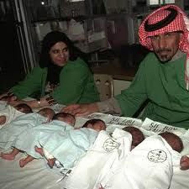 Среди них 4 мальчика и 3 девочки, самая маленькая весила 907 граммов.