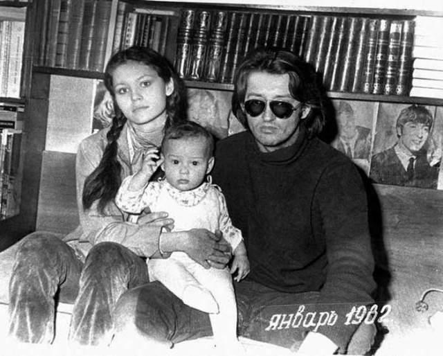 Александр Градский. Третья жена певца, Ольга, родила ему двоих детей за 23 года брака. Однако в жизнь артиста пришла новая любовь.