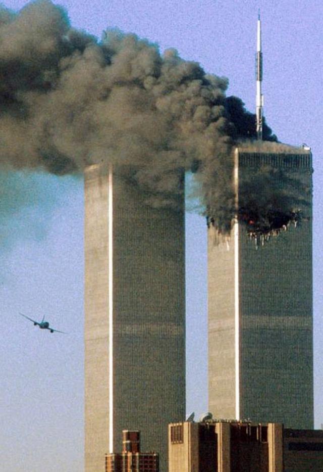 Террористический акт 11 сентября 2001 года.