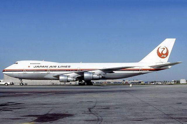 """Boeing 747SR-46 был выпущен корпорацией """"Boeing"""" по спецзаказу для эксплуатации на внутренних линиях Японии."""