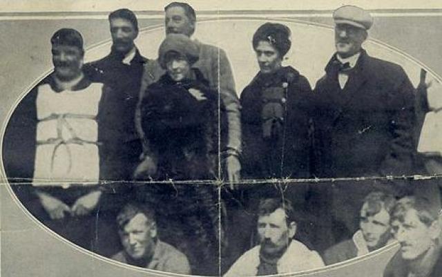 """Крушение """"Титаника"""" унесло, по меньшей мере, 1496 жизней."""