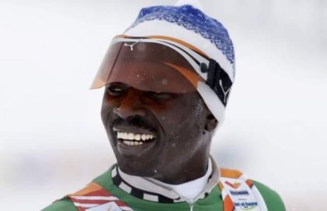 Филип Бойт, лыжник, 46 лет. Еще 20 лет назад Бойт занимался забегами на короткие дистанции. В какой-то момент он решил перейти на более экзотический для Кении спорт — лыжи. Чтобы заниматься этим в полную силу, он переселился в Финляндию.