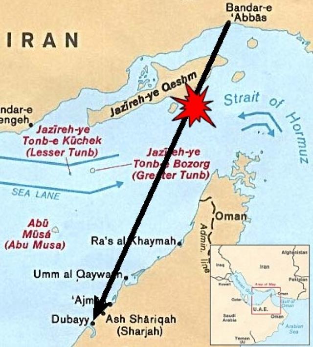 После вылета из израильского аэропорта в борт попала ракета, выпущенная с крейсера ВМС США. Всего погибло 290 человек, в том числе и 16 членов экипажа.