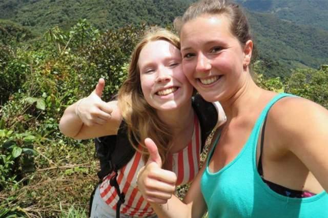 1 апреля 2014 года. Крис Кремерс и Лизанн Фрунушли в поход по джунглям в Панаме. Больше их не видели. Спустя 10 недель местная жительница нашла рюкзак Лизанн, мобильные телефоны и камеру девушек. Около 33 костей, включая тазовые гости Крис, и ступня Лизанны в ботинке были найдены. Что случилось с девушками - до сих пор остается тайной.