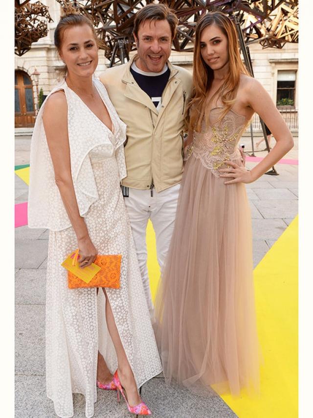 Их дочка Амбер Ле Бон пробует себя как модель, певица и актриса.