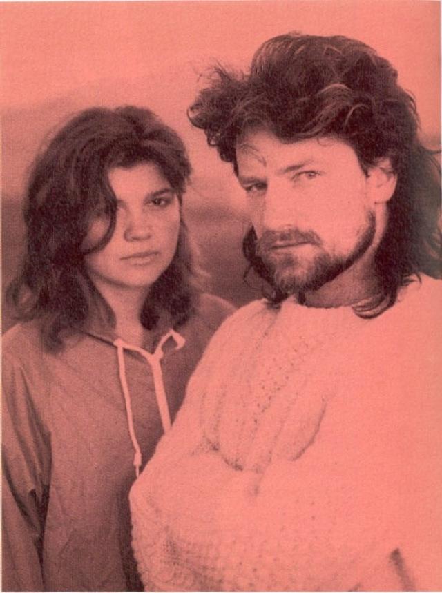 Их отношения начались в 1975 году, 21 августа 1982 года они поженились в церкви Ирландии (англиканской).