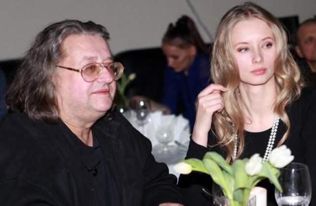 Тогда девушке было всего 23, а Графскому - 54 года.