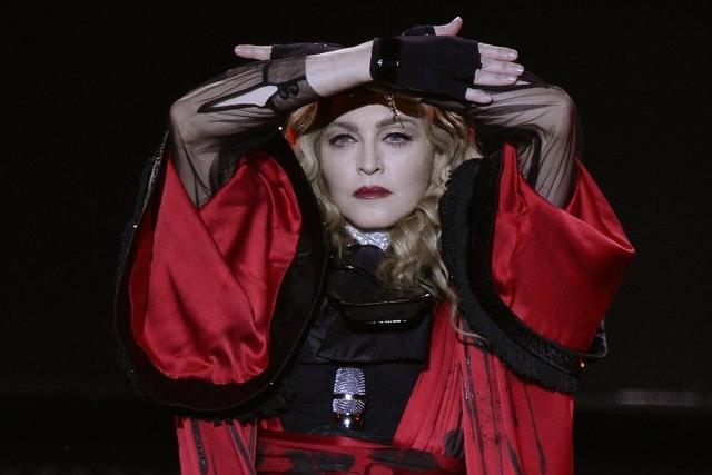 Мадонна стала жертвой изнасилования, когда в 19-летнем возрасте перебралась в Нью-Йорк.