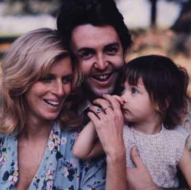 Линда была для Пола Маккартни не просто женой, она была его музой.