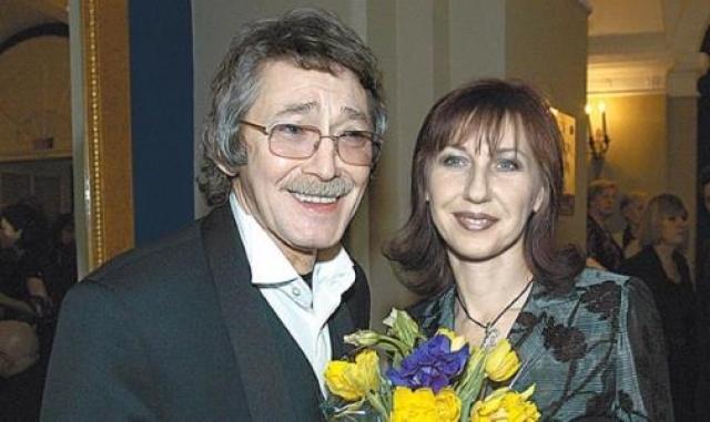 Последняя жена Игоря Старыгина Екатерина прожила с актером около девяти лет вплоть до его смерти.