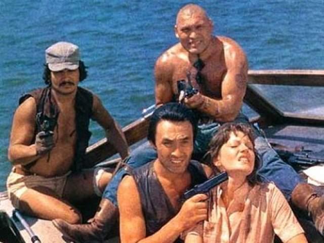 """Фильм, снят в 1979 году режиссером Борисом Дуровым. Многие кинокритики называют его """"первым советским кинобоевиком"""". Премьера состоялась в кинотеатрах осенью 1979 года."""
