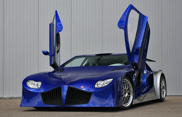 Weber Sportscars Faster One - $2 220 000. Швейцарский суперкар полностью сделан из сверхлегкого углеродного волокна.