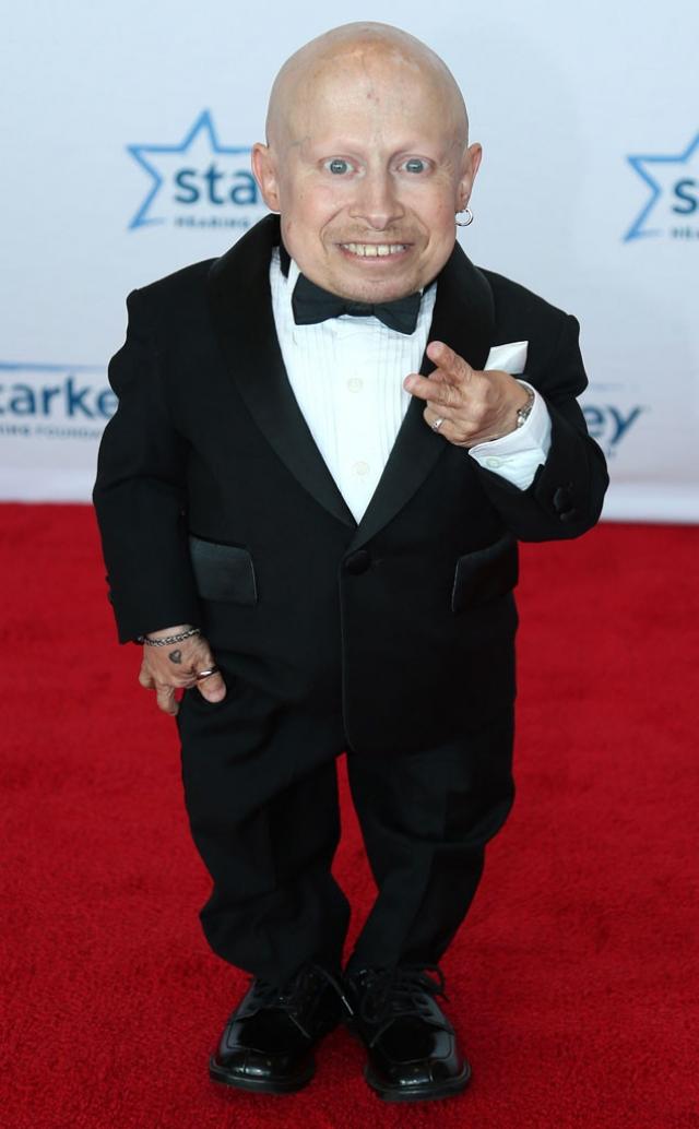 Верн Тройер. Кинокарьеру начал в 1994 году, став дублером девятимесячного ребенка.