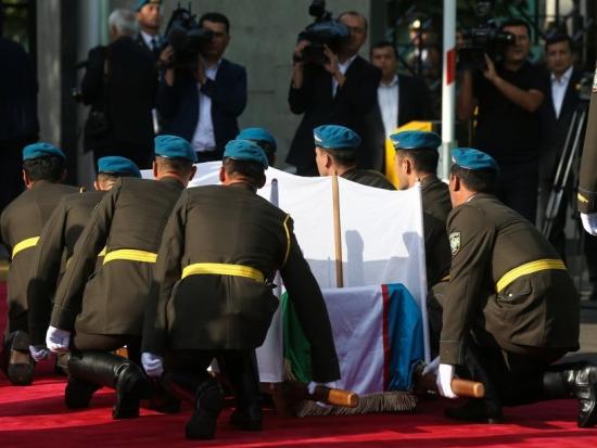 Фото траура узбекистан
