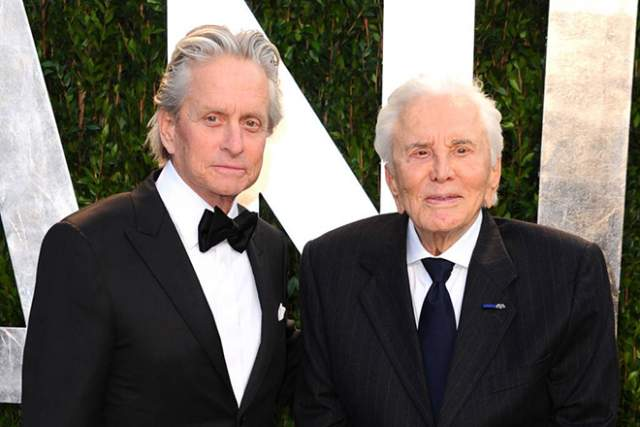 """Последний живущий актер """"золотой эры"""", в отличие от не менее знаменитого сына, получил за всю карьеру лишь один """"Оскар"""" - в 1996 году."""