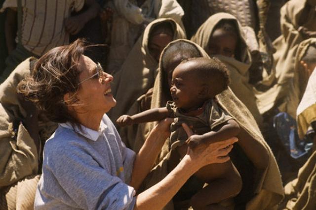 Последняя поездка Хепберн (в Сомали) состоялась за четыре месяца до смерти, в сентябре 1992 года.