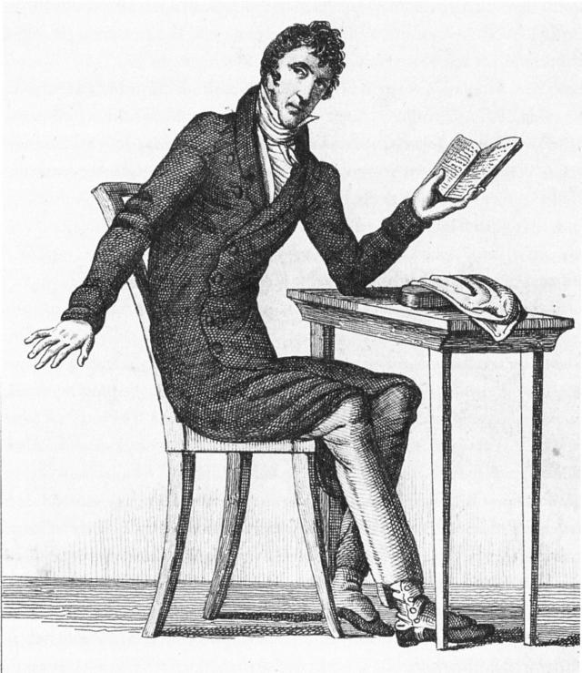 Он стал известным писателем-романтком, а также автором нескольких опер и музыкальных произведений.