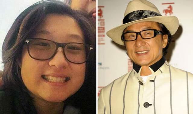 Джеки Чан. Внебрачный ребенок актера появился на свет после громкого скандала, связанного с супружеской изменой звезды с актрисой Илэйн Нг. Однако дочь своей любовницы Джеки так и не признал.