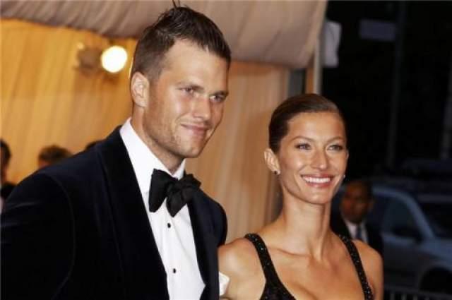 Жизель Бундхен и Том Брэди Похожий на замок особняк топ-модели, который она делит с мужем - игроком в американский футбол Томом Брэдли, имеет площадь 2050 кв.м