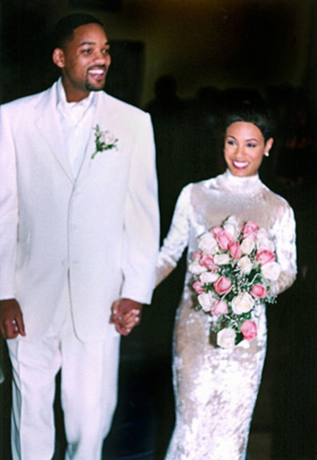 Уилл Смит. Уилл женат на своей давней подруге Джаде Пинкетт аж с 1997 года.
