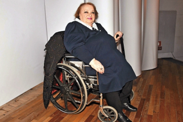 В начале 2000-х годов Крачковская перенесла тяжелейший инсульт, после которого могла передвигаться только при помощи инвалидного кресла.