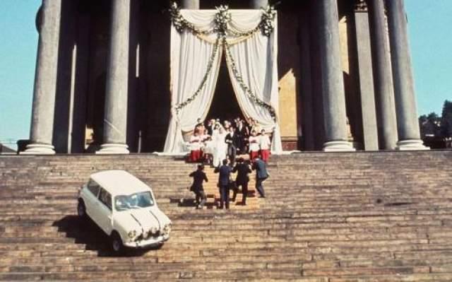 """Мини-Купер """"Ограбление по-итальянски"""" (1969)"""