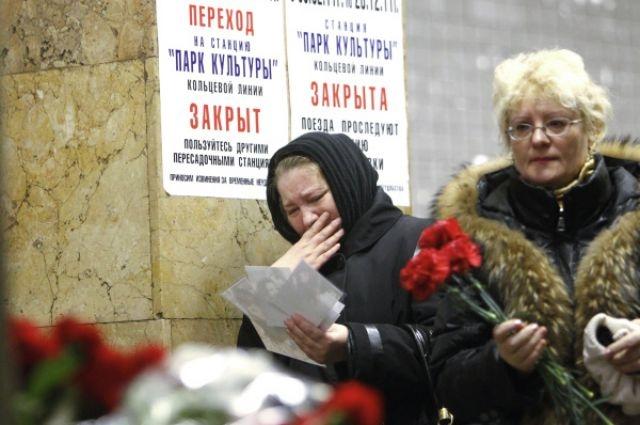 """Погибло 9 человек, включая саму террористку и ее сообщника Николая Кипкеева, около 50 человек получили ранения различной степени тяжести. Николай Кипкеев, случайно погибший сообщник, был дважды судимым главой """"карачаевского джамаата""""."""