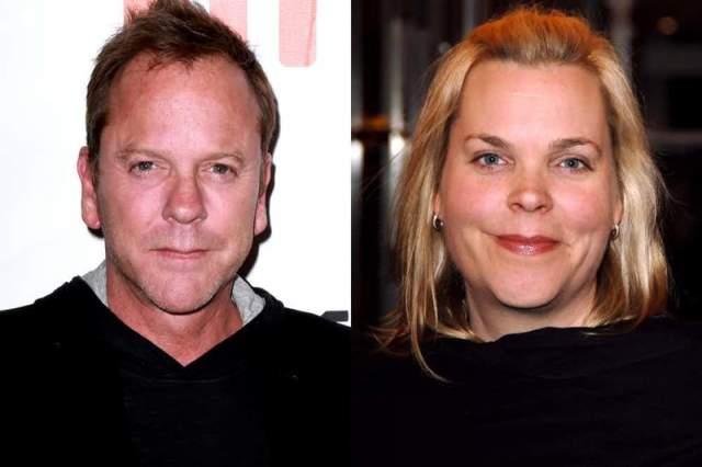 Кифер Сазерленд и Рэйчел Сазерленд, 51 год. Дети легендарного актера Дональда Сазерленда выбрали похожие сферы деятельности: Кифер сделал блестящую актерскую карьеру в Голливуде, а его сестра-близнец Рэйчел занимается киномонтажом.