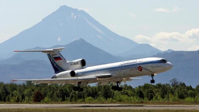 """Ту-154М, авиакомпания """"Сибирь"""". Осенью 2001 года потерпел крушение российский самолет, следовавший рейсом Тель-Авив - Новосибирск."""