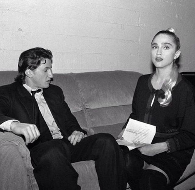 Последней каплей в этой истории стало зверское избиение в 1989 году: пьяный Шон связал Мадонну шнуром, бил, вырывал волосы и насиловал. Когда обессилевший актер уснул, певице удалось бежать.