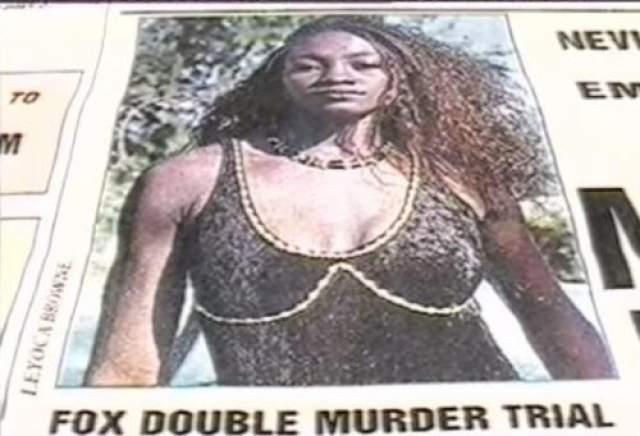 Развязка последовала мгновенно: разряенный атлет застрелил девушку и ее 37-летнюю мать в их собственном бутике. Как потом показывали многочисленные свидетели, убийству предшествовал шумный скандал.