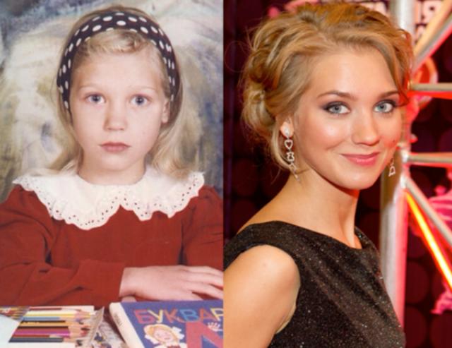 Кристина Асмус, 30 лет.