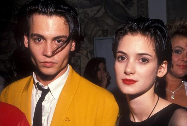 С 1989 по 1993 год Райдер находилась в романтических отношениях с Джонни Деппом.