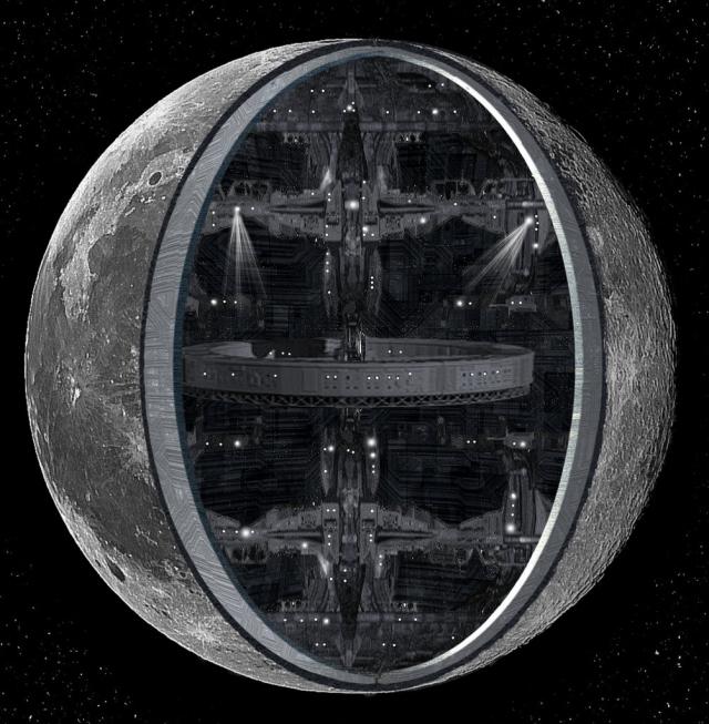 Держалось это поле довольно продолжительное время, возможно, из-за постоянной метеоритной бомбардировки, которая и подпитывала лунный магнетизм. Многие считают, что явление имеет искусственную природу.