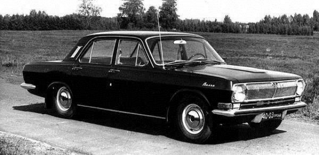 """""""Волгу ГАЗ-24"""" , вставшую на конвейер 15 июля 1970 года, создавали целых 6 лет. Придумать новую машину дело непростое, но советские автомобилестроители уже знали проверенный способ."""