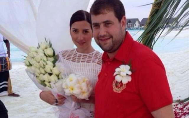 Артистка познакомилась с молодым бизнесменом сразу после громкого развода с ее предыдущим мужем, и Илан очень ее поддержал в сложный период.