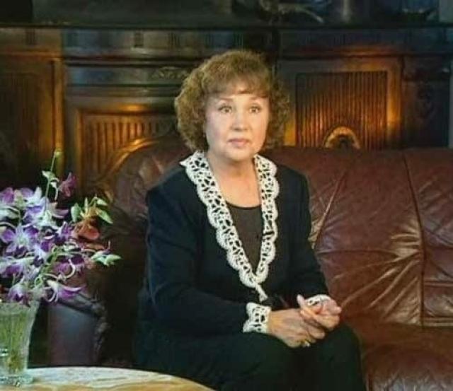 Надежда Румянцева. Существует предположение, что серьезное заболевание поразило Надежду Васильевну, когда в 2001 году она упала с лестницы.
