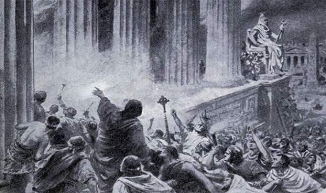 Крупнейшая утрата в истории Возможно, самой крупной утратой древних знаний стало сожжение Александрийской библиотеки, виновника которого так и не нашли.