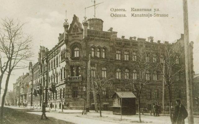 Детство провел в Одессе, куда Шоры переехали, когда Осе был год. Осип с матерью и братом жил первые несколько лет после переезда в Одессу на Канатной улице.