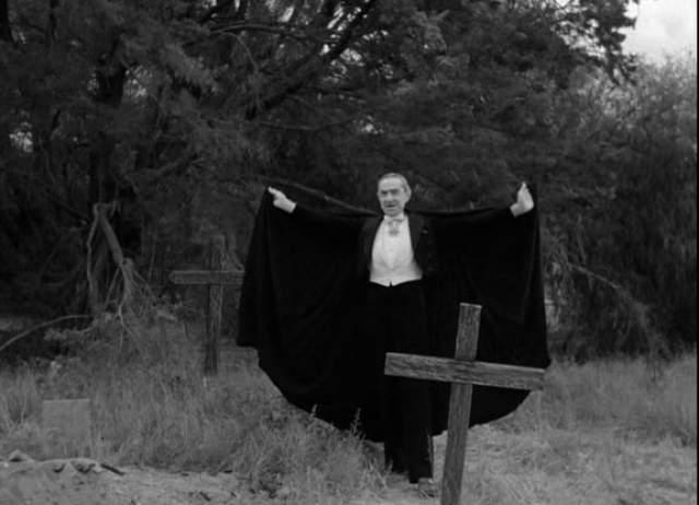 Лугоши умер в начале работы над фильмом, поставив съемочную группу в сложное положение: на момент смерти с Лугоши было отснято всего 10 минут материала, и Вуду нужно было или переснимать весь материал и терять кассовое имя на афишах, или выкручиваться.