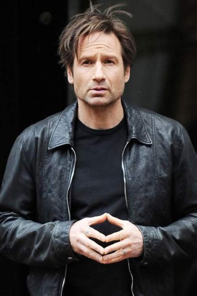 Дэвид Духовны Американский актер, сценарист и режиссер IQ=145