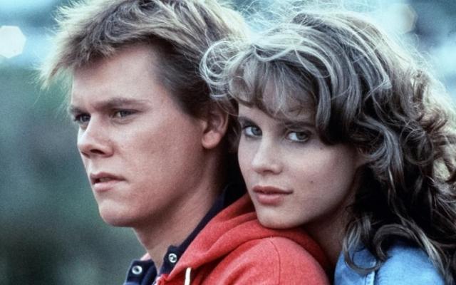 """Кевин Бейкон. Во время съемок фильма """"Свободные"""" актеру, исполнившему роль подростка было 26."""