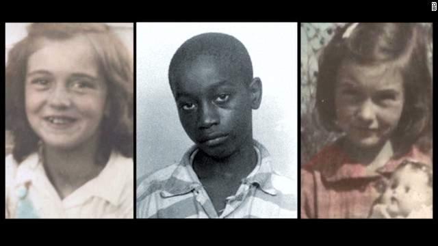 Полиция задержала мальчика и не давала родителям увидеться с ним. Из-за давления на многочисленных допросах он во всем признался. На суде приговор выносили десять белых присяжных, которым потребовалось всего 10 минут на решение.