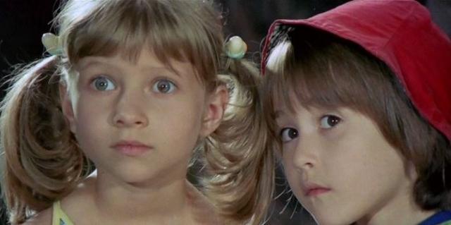 """Медея Маринеску, Мирабела в """"Мария, Мирабела"""". В 1996 году девушка окончила Академию театра и кино."""