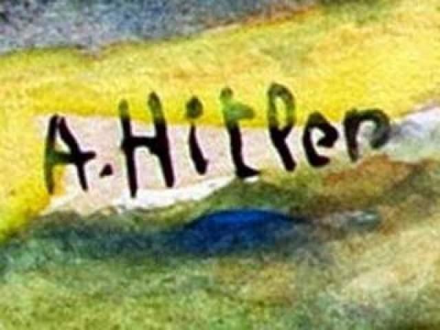 """Кстати, в 2008 году были обнаружены наброски рисунков, принадлежащие перу фюрера. Героями данных зарисовок стали гномы Умник и Скромник - персонажи из вышеупомянутой """"Белоснежки"""", а также деревянная кукла-марионетка Пиноккио."""
