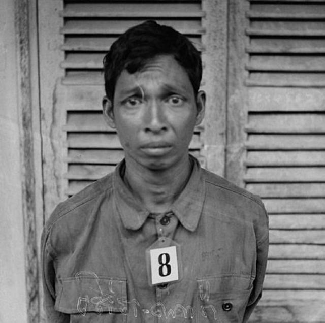На самом деле признавшегося посылали в Туол Сленг для пыток и последующей казни.