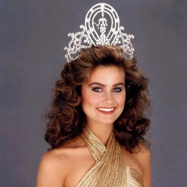 Маргарет Гардинер, ЮАР. «Мисс Вселенная — 1978». 18 лет, рост 178 см.